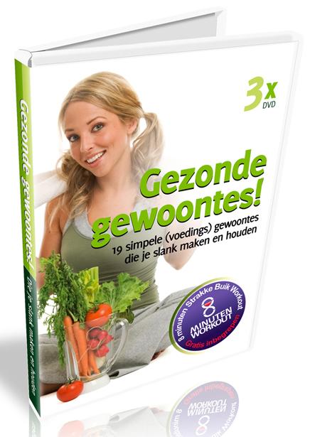 Gezonde Gewoontes 3-DVD's