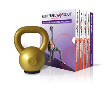 Kettlebell Workout voor Vrouwen